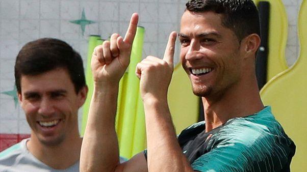 Ronaldo Suarez ellen: az utolsó esély