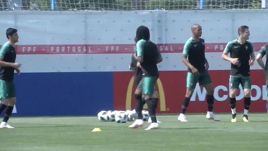 Mondiali: Portogallo-Uruguay, sfida da 'dentro o fuori'