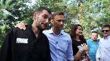 Nawalnys Bruder aus Straflager entlassen