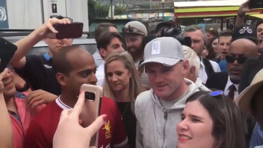Arranca la aventura americana de Wayne Rooney