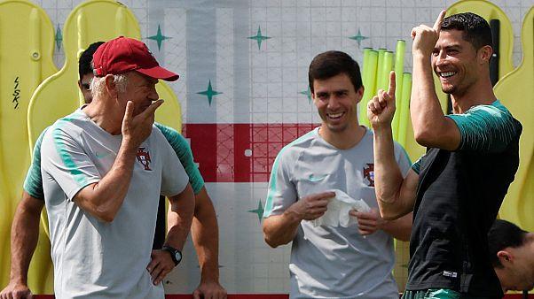 Ronaldo gegen Suárez: Duell der Torjäger