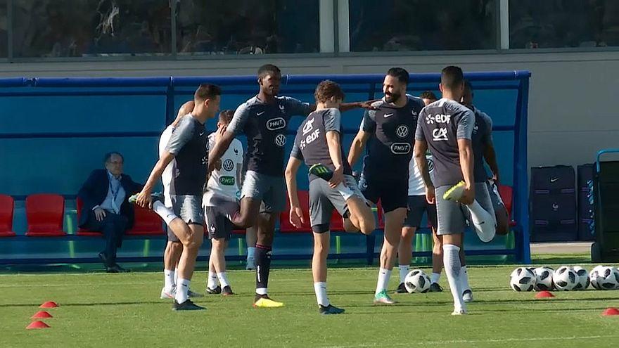 Mundial 2018: França vs. Argentina