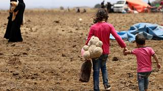 معارك الجنوب السوري تسببت حتى الآن بنزوح 160 ألف شخص