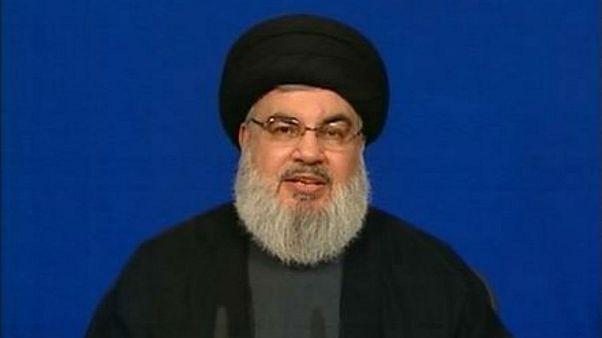 حسن نصرالله، دبیرکل نیروهای شبه نظامی حزب الله