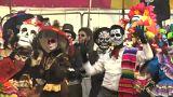 Fiesta mexicana en el Mundial de Rusia