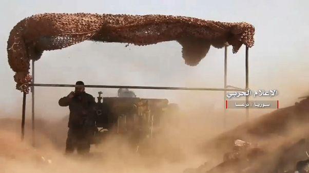 Suriye: Dera'da ateşkes görüşmeleri sonuçsuz kaldı