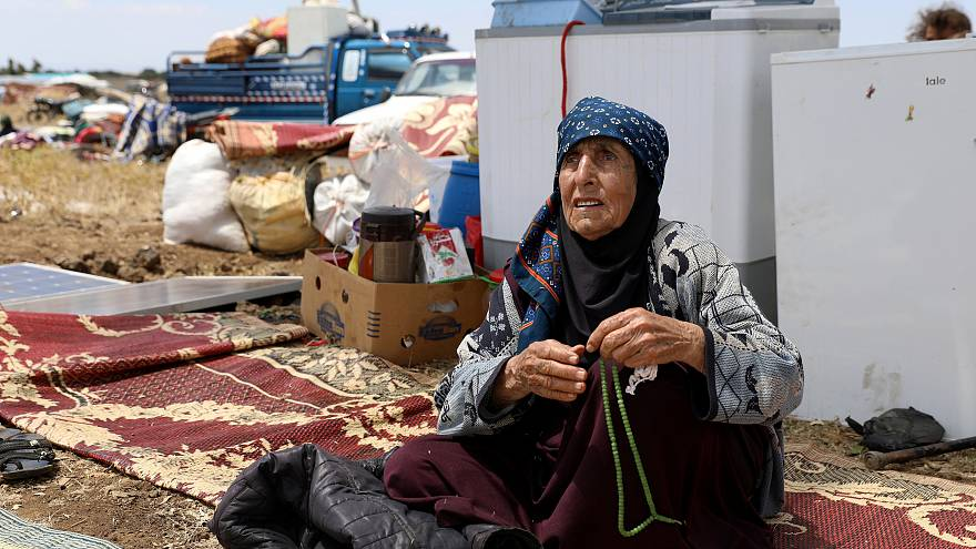 ONU: Catástrofe humanitária no sudoeste da Síria