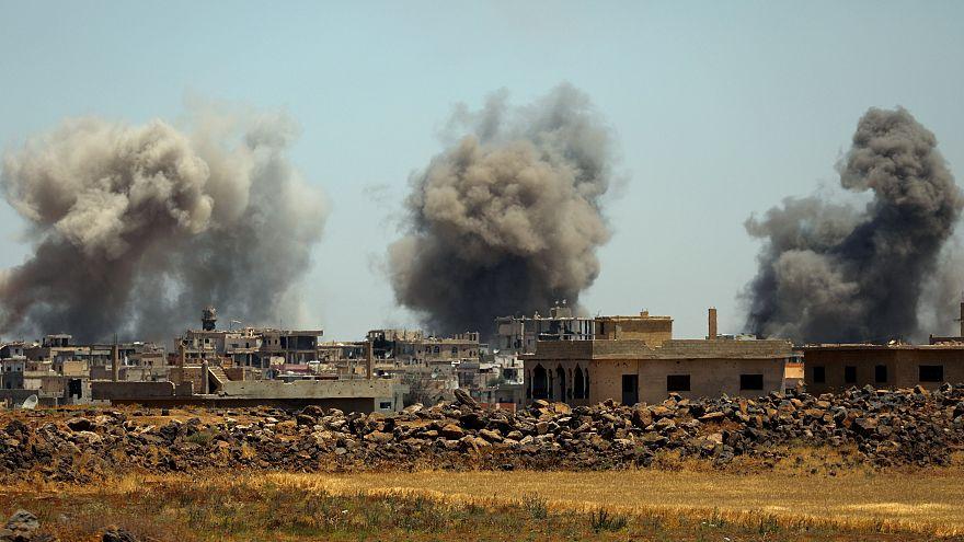 محادثات بين المعارضة السورية وروسيا بشأن اتفاق سلام في درعا