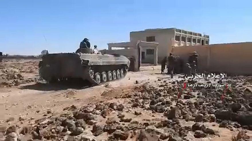 Szíria: Eredményes tárgyalások?