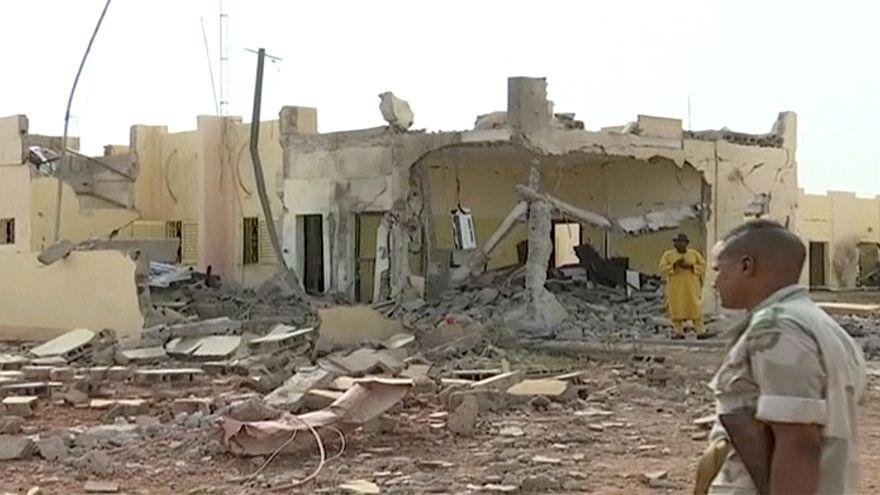 Нападение исламистов на штаб G5