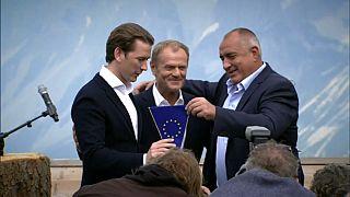 Austria toma el relevo de Bulgaria en la presidencia de la Unión Europea