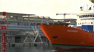 El Aquarius vuelve a las costas libias con una advertencia de la UE