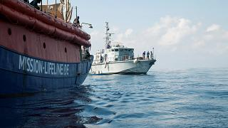 NGO boats to be blocked 'all summer' from Italian ports