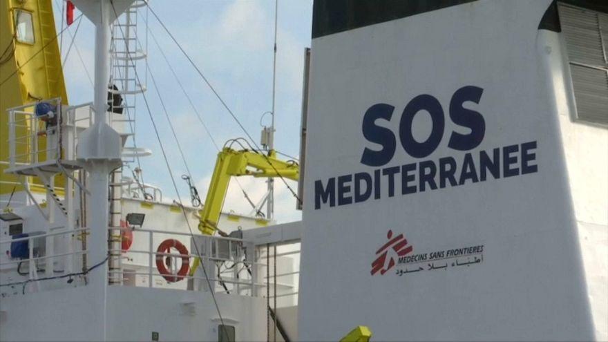 Migranti, nuova missione per la nave da soccorso Aquarius