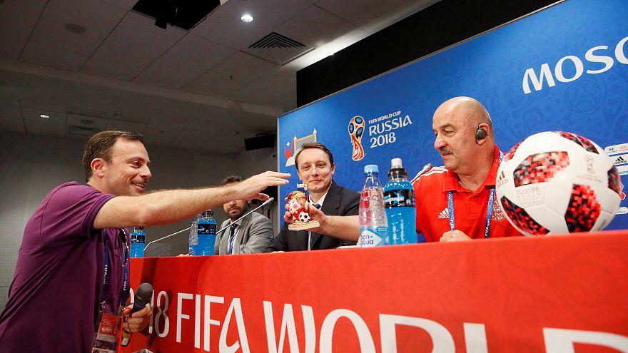 WM-Training: Spaniens Zittern