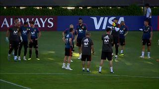 VB 2018: a spanyol-orosz nyolcaddöntő elé