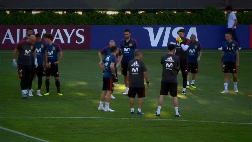 España contra Rusia por un puesto en los cuartos de final del Mundial