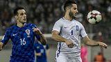 Croazia-Danimarca: Eriksen contro Modric