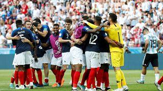 Coupe du monde 2018 : la France s'impose face à l'Argentine