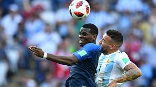 Frankreich ist im WM-Viertelfinale, Argentinien ist raus