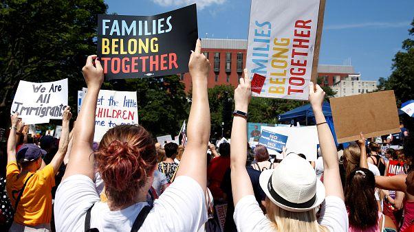 ΗΠΑ: Κινητοποιήσεις υπέρ των μεταναστών