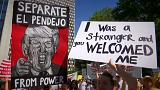 Miles de personas salen a las calles en EE UU contra la separación de niños de sus familias en la frontera con México