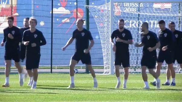 Dinamarca pone a prueba la fiabilidad de Croacia en el Mundial