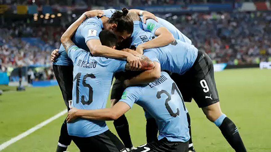 VB2018: kiesett az Európa-bajnok, Uruguay is negyeddöntős
