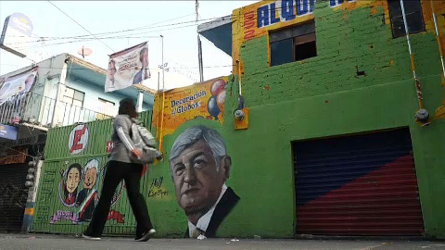 Általános választások Mexikóban