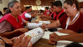 Mexicans vote for their next President