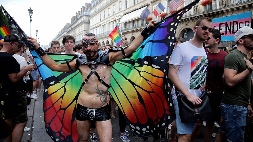 Paris Pride marches on despite homophobic attacks