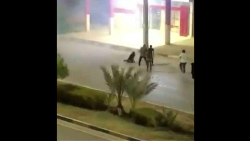 أنباء عن سقوط قتلى وجرحى في مدينة المحمرة جنوب غرب إيران