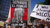 Clamor en EEUU contra la po´lítica migratoria de Donald Trump