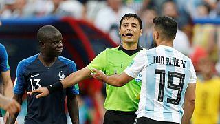 علیرضا فغانی احتمالا فینال جام جهانی را سوت میزند
