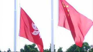 Hong Kong marks 21st anniversary of return to Chinese rule
