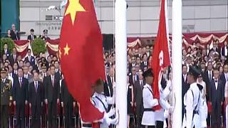 Εορτασμοί για την 21η επέτειο επιστροφής του Χονγκ Κονγκ στην Κίνα