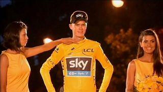 Тур де Франс без Криса Фрума