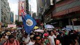 هونغ كونغ تحتفل بذكرى عودتها لحكم الصين على وقع احتجاجات مناهضة لبكين