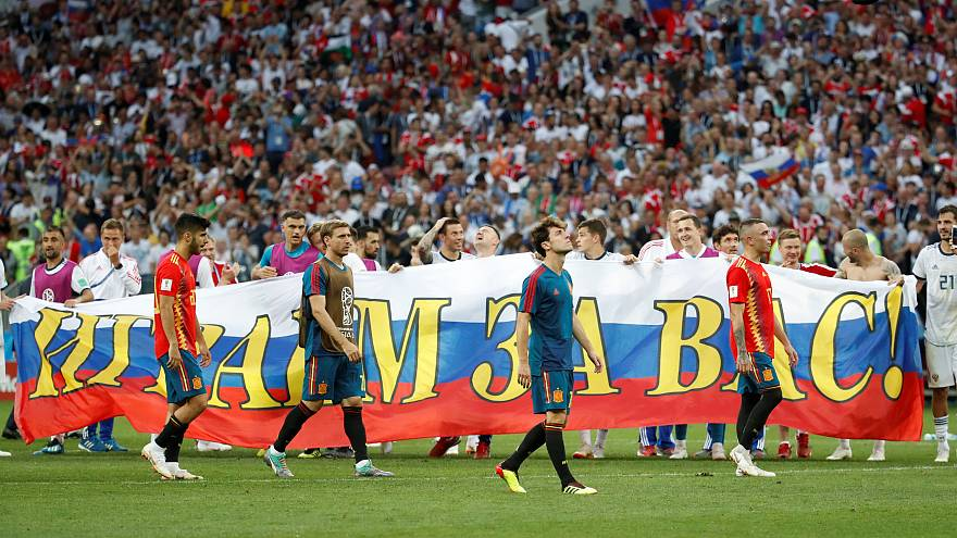 Россия - в четвертьфинале ЧМ