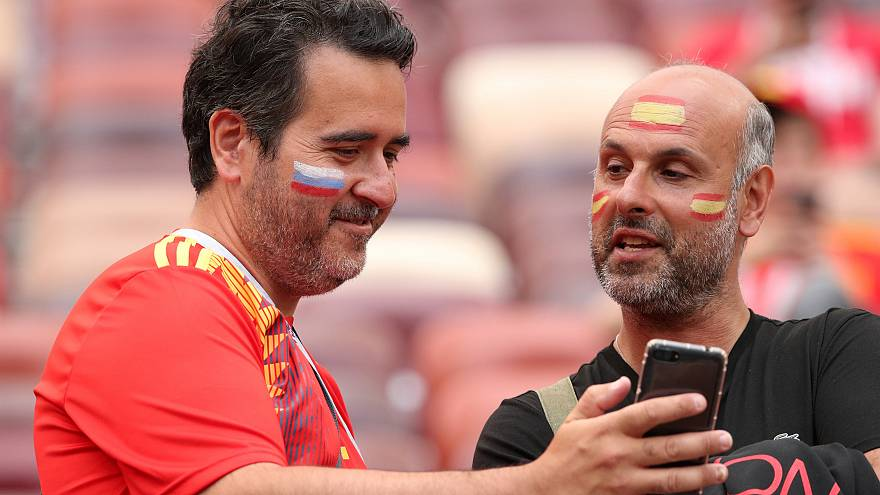كأس العالم 2018: روسيا تعدل النتيجة أمام إسبانيا