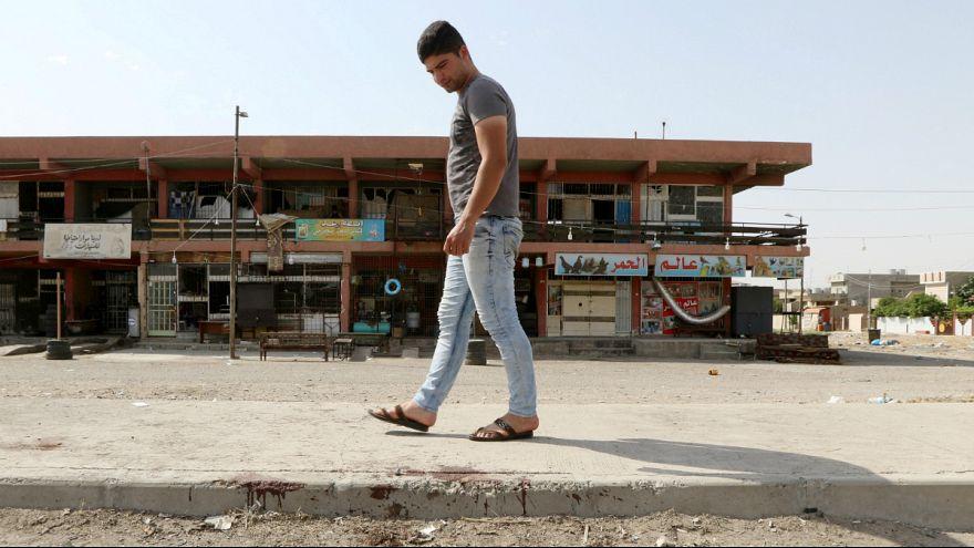 عملیات انتحاری در مرکز نگهداری آرای انتخابات عراق در کرکوک
