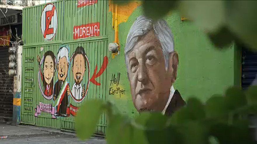 Választás Mexikóban