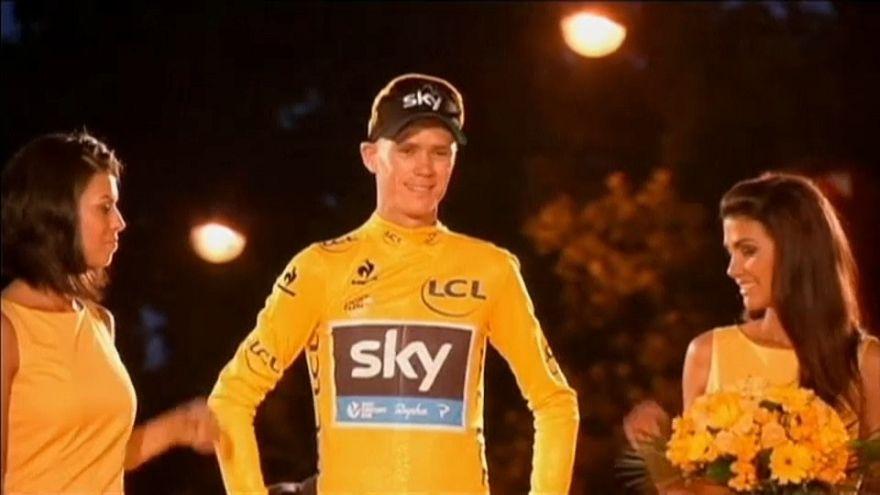 Chris Froome no es bienvenido en el Tour de Francia