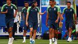 Бразилия-Мексика: футбольный карнавал