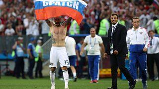 Rússia derrota Espanha e segue para os quartos de final do Mundial 2018