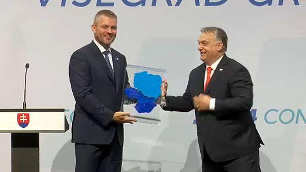 Szlovákia a V4-ek új elnöke