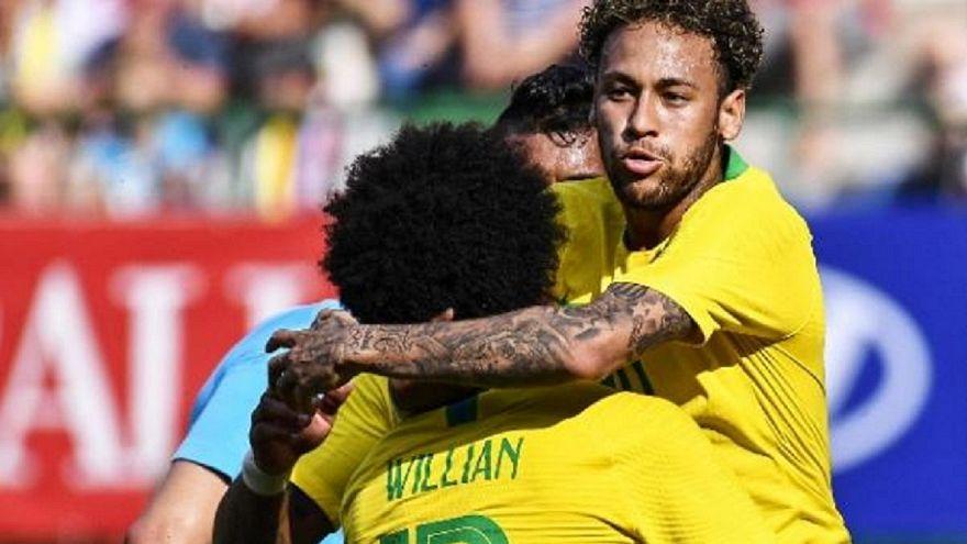 Russia 2018: Brasile-Messico, l'enigma Marcelo