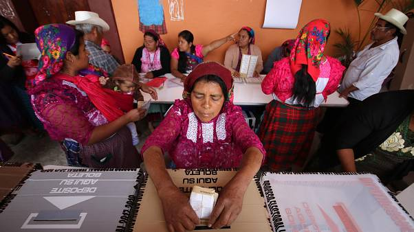 آغاز رایگیری انتخابات ریاست جمهوری در مکزیک