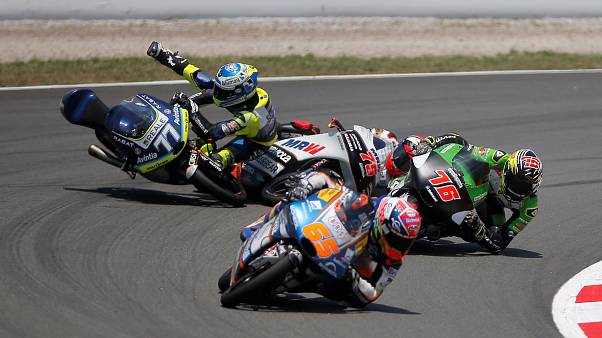Moto GP: Νικητής ο Μάρκεθ στο Άσεν