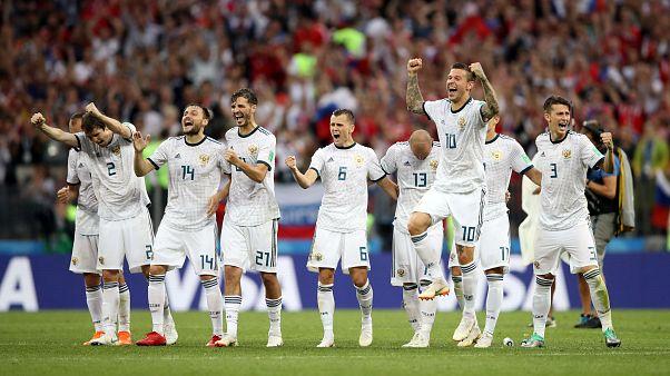 Η Ρωσία στους «8» του Μουντιάλ - Νίκησε στα πέναλτι την Ισπανία